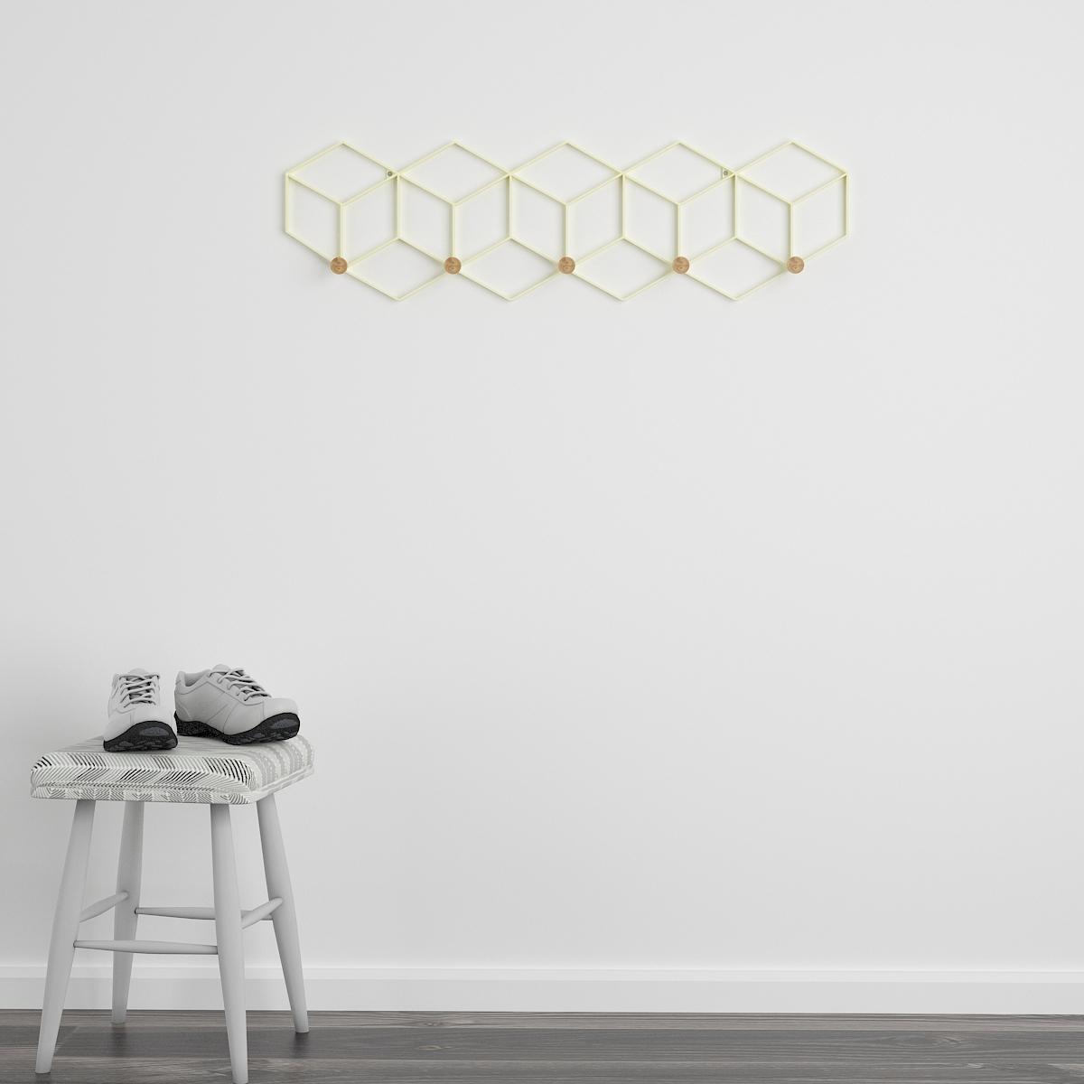 wall coat hanger